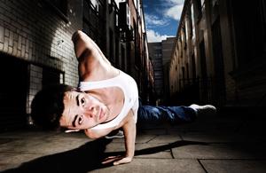 Darren 'Jelly' O'Kane